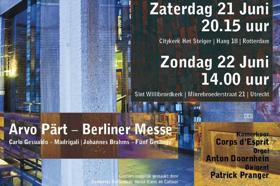 Berliner Messe Corps d'Esprit 2014 280x186